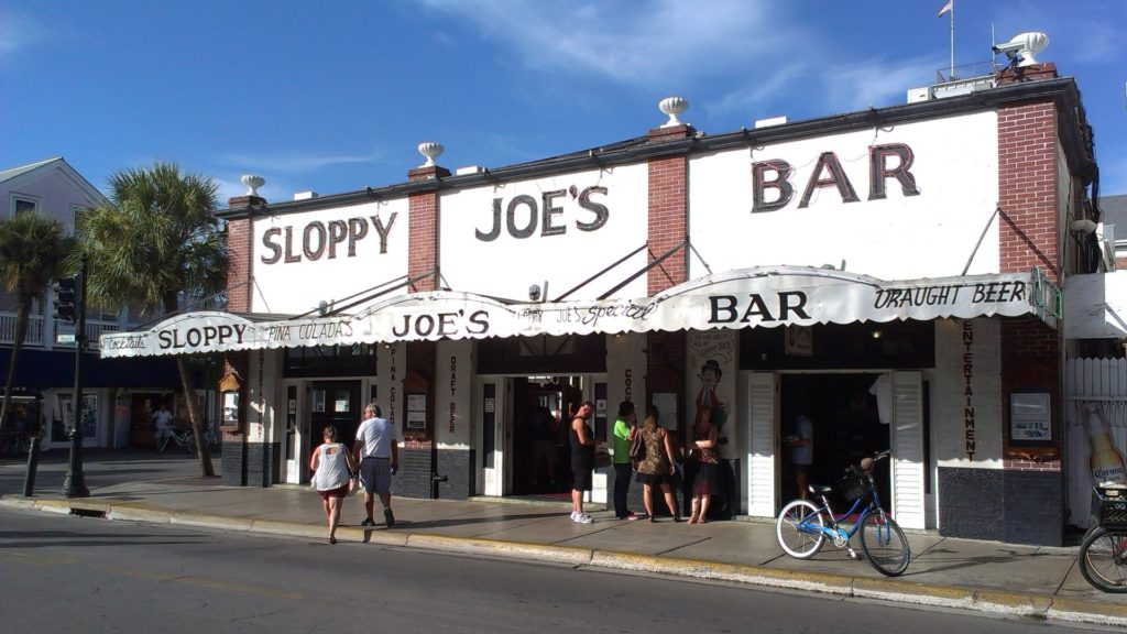 Sloppy Joe's Key West Florida Keys