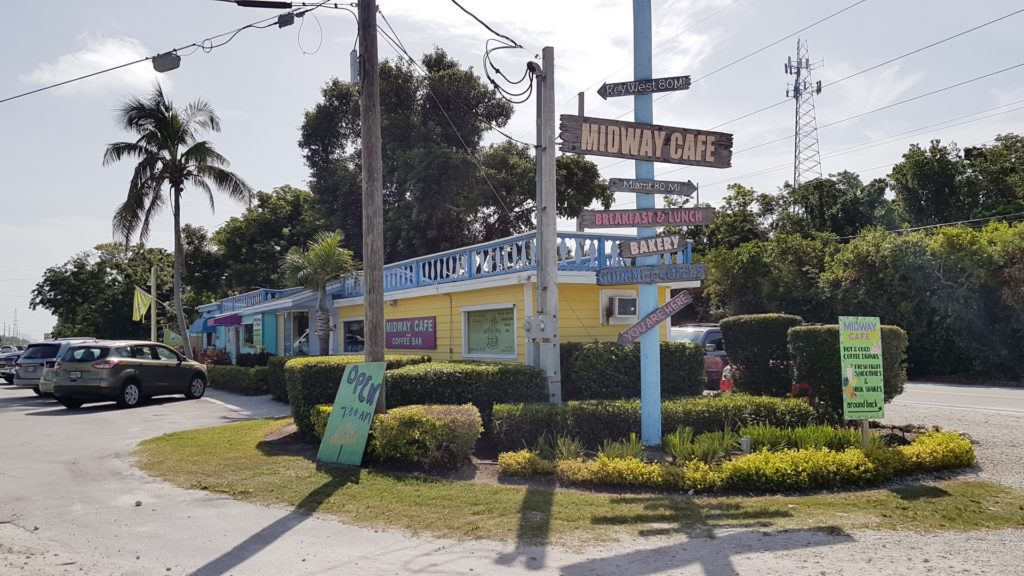 Islamorada Midway Cafe Florida Keys