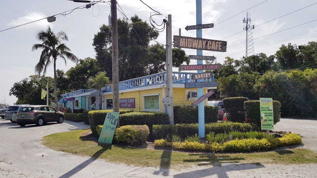 Islamorada Midway Cafe Florida Keys